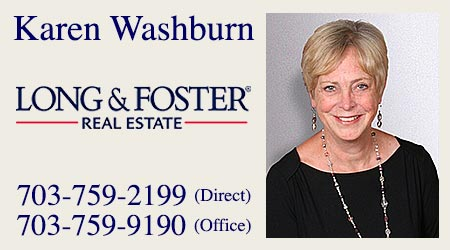 Great Falls VA Real Estate - Karen Washburn.
